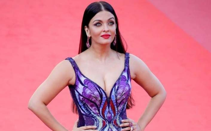 I've been school girlish in my choices: Aishwarya