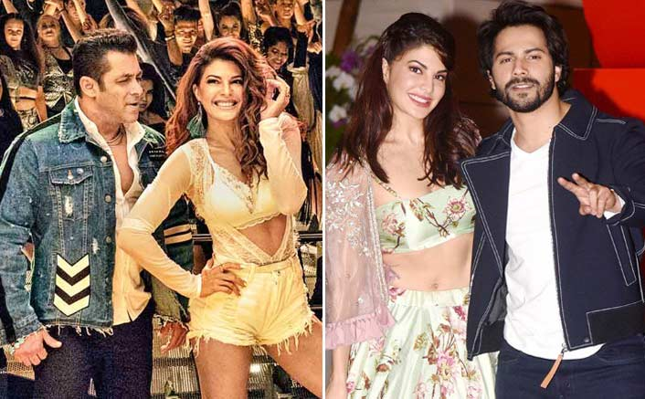 Jacqueline Fernandez's Salman Khan- Varun Dhawan connection
