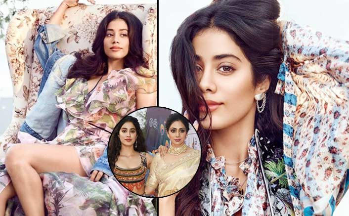 Jhanvi Kapoor's exclusive interview with Vogue