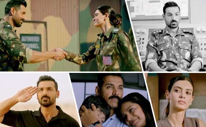 Jitni Dafa Song From Parmanu: Beautiful Melody Coupled With Lovely Lyrics!
