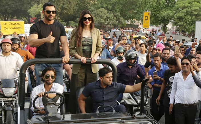 John, Diana go on Parmanu Pride Parade in heart of Delhi
