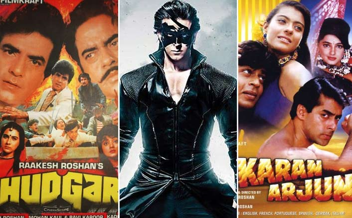 Khudgarz to Karan Arjun to Krrish 3: Decoding Rakesh Roshan's Success as a Director at the Box-Office!