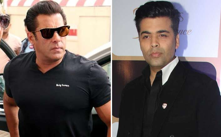 Have no right to compete with Salman's magnitude: Karan Johar