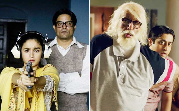 Raazi enters the 90s in two weeks, 102 Not Out chugs along