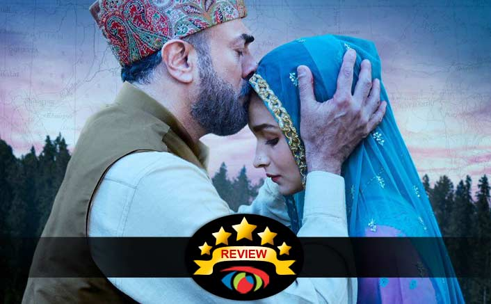 Raazi Movie Review