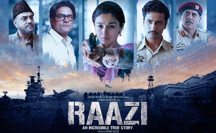 Raazi box office collection Day 3: Alia's film continues its dream run