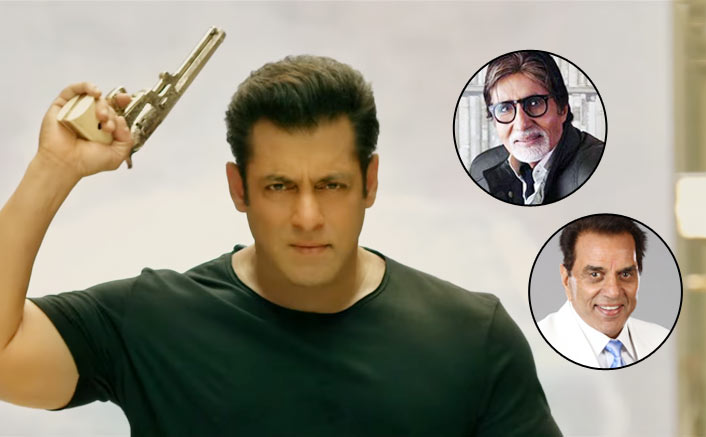 Race 3 is an entertainer Amitabh Bachchan and Dharmendra Films, says Salman Khan