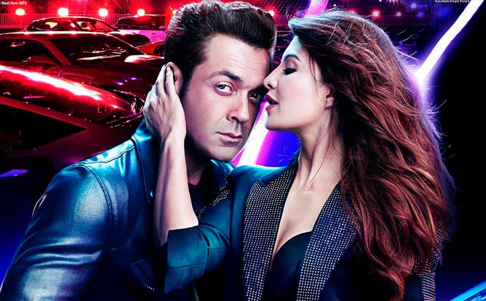 Race 3 New Poster: Salman Khan Unveils The Dark Shade Of His Race Family!