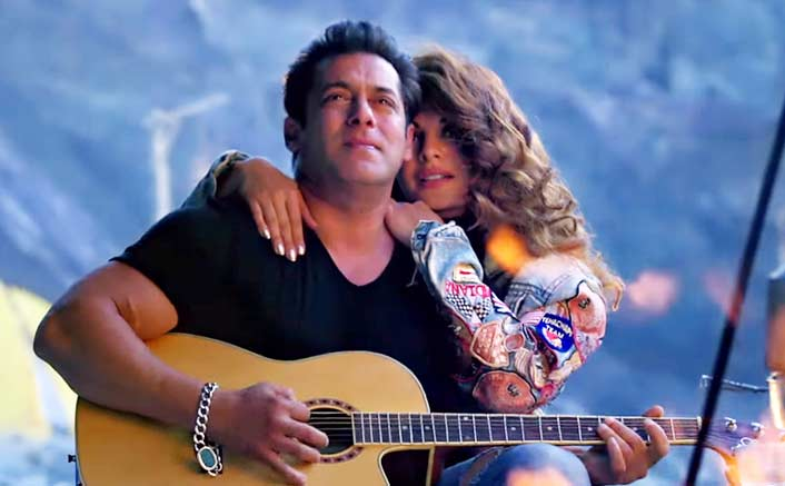 Race 3: Salman Khan To Sing An Unplugged Version Of Selfish?