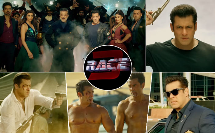 Race 3 Trailer: Salman Khan Is All Set To BLAST The Box Office With Another BLOCKBUSTER!