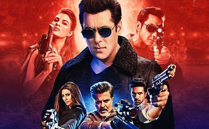 Race 3 trailer is out and unsurprisingly it's all about Salman Khan