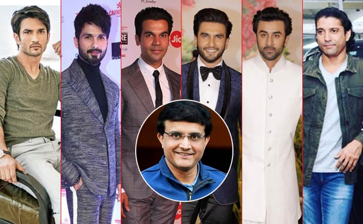 Ranbir Kapoor to Ranveer Singh: 6 Actors who could play Sourav Ganguly on the big screen!