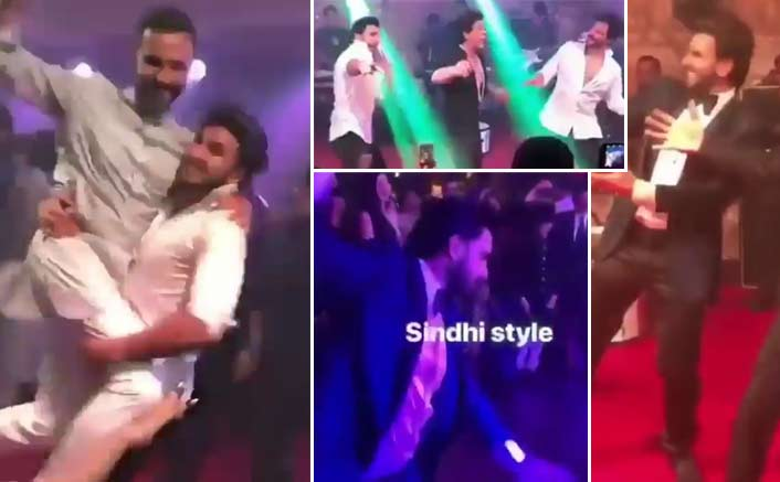 Ranveer Singh's Dance Videos From Sonam Kapoor & Anand Ahuja's Reception Proved How He Can Rule Every Party!