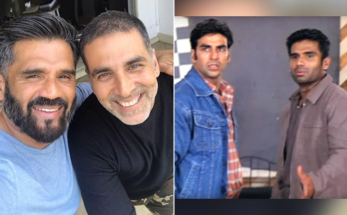 It was reported earlier that Akshay kumar and Suniel Shetty will reunite for the third part of the Hera Pheri series