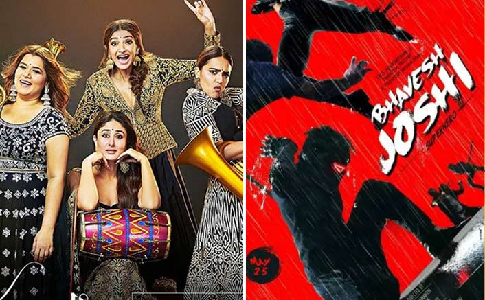 Veere Di Wedding Or Bhavesh Joshi Superhero, What's Your Pick This Week? VOTE NOW!