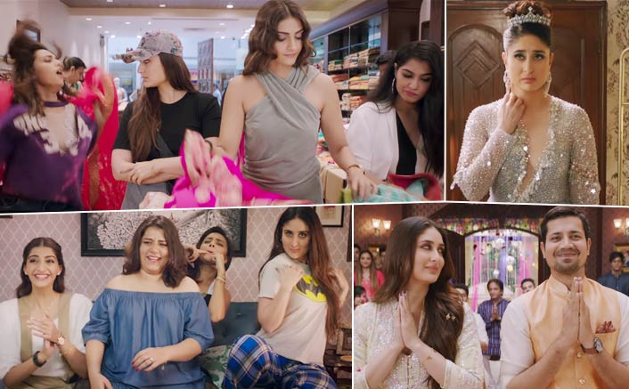 Veere Di Wedding Spirited Song Laaj Sharam:Let's Break The Stereotype