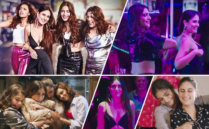 Veere Di Wedding Title Track: Celebrate Friendship With Kareena Kapoor Khan & Her Veers