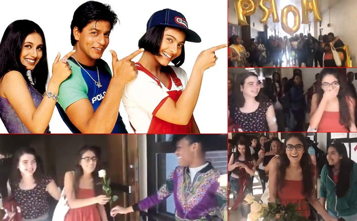 Viral Video: Shah Rukh Khan's Kuch Kuch Hota Hai Becomes Love Arnhem For This Chicago Couple!