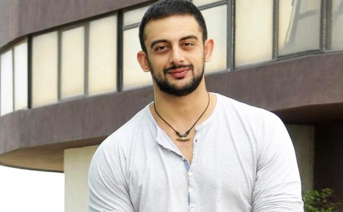 Arunoday does parkour stunts for 'Apharan'