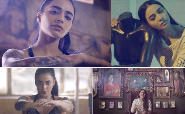Bani J hits back at trollers through musical video