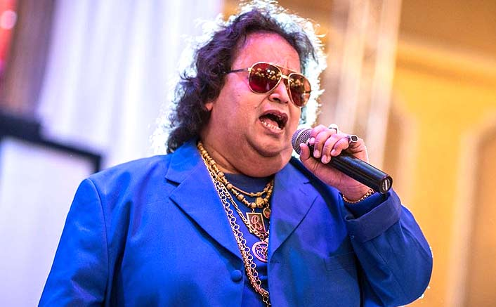 Bappi Lahiri coming up with some 'international stuff'