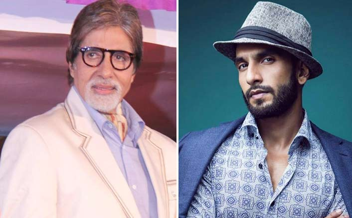 When Big B competed with Ranveer Singh