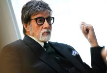 Big B relieved to be 'finally away' from prosthetics