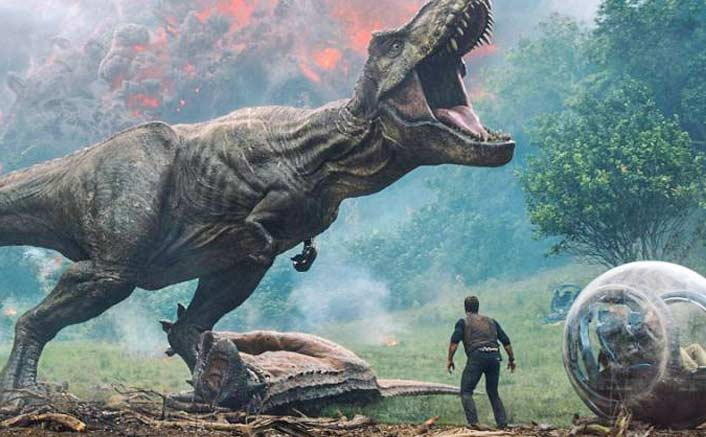 Box Office - Jurassic World: Fallen Kingdom is the top choice for audiences