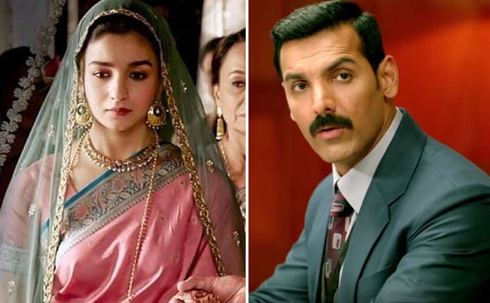 Box Office - Parmanu - The Pokhran Story and Raazi continue their successful journey over the weekend gone by
