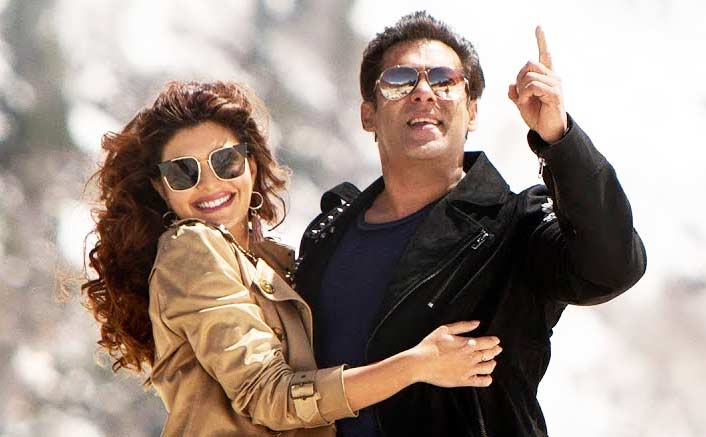 Box Office - Race 3 holds fair on Monday, all eyes on today