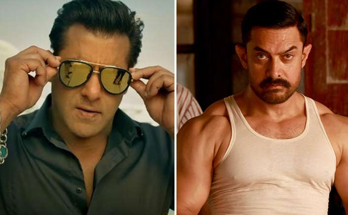 Box Office- Race 3 is at No. 11 spot of biggest days ever for a Hindi film is behind Dangal