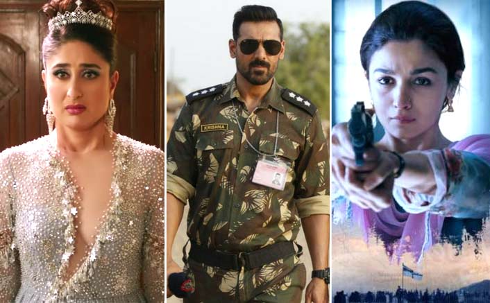 Box Office - Veere Di Wedding is very steady, Parmanu - The Pokhran Story stays afloat