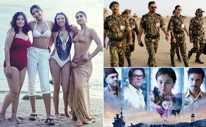 Box Office - Veere Di Wedding scores again in second weekend, Parmanu - The Story of Pokhran and Raazi stay in contention too