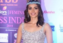 I enjoy being in front of the camera: Manushi Chillar