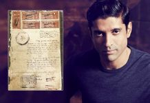 Farhan Akhtar revisits the history of his ancestors with his latest social media post