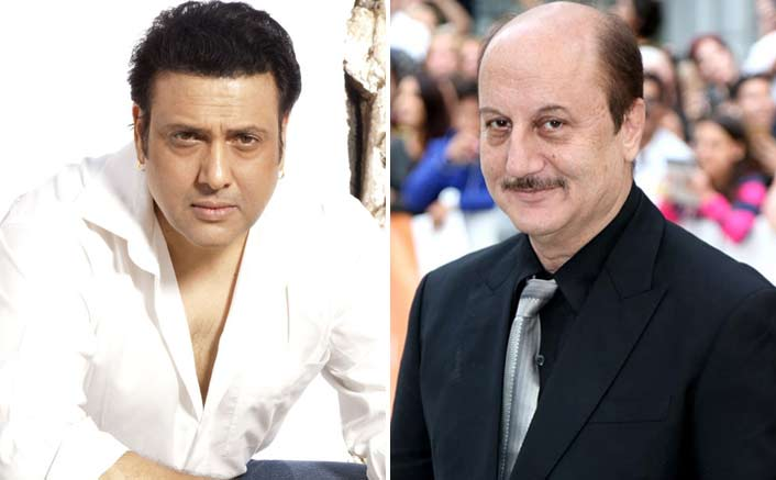 Govinda is Anupam Kher's 'favourite actor'