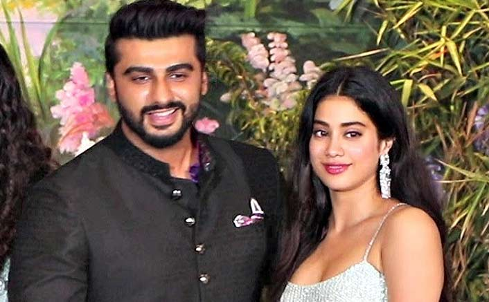 I'm by your side, don't worry: Arjun Kapoor tells Janhvi