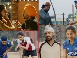 Ishq Di Baajiyaan from Soorma has Diljit & Taapsee bring the love story of the legendary hockey player Sandeep Singh on screen