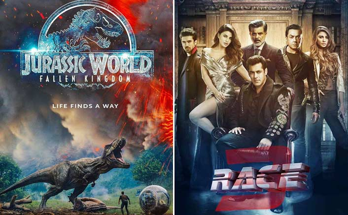 Jurassic World: Fallen Kingdom Box-Office: A SMASH HIT in India Despite Competition From Race 3!