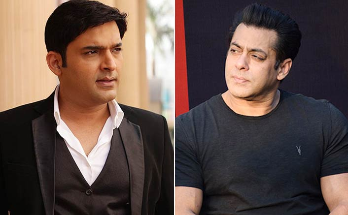 Kapil Sharma To Unite With Salman Khan For His Next? Deets Inside!