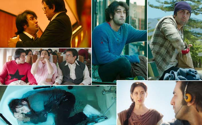 Kar Har Maidaan Fateh Song From Sanju: Ranbir Kapoor Living The Rehab Phase Of Sanju Baba Is Inspirational!