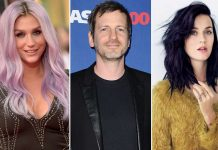 Kesha accuses Dr. Luke of raping Katy Perry