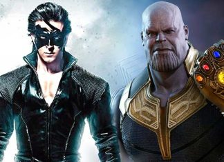 As Krrish celebrates 12 years, fans laud Hrithik Roshan as the only one who can kill Thanos!