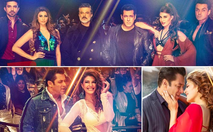 Like its earlier instalments, 'Race 3' songs are soon to become chartbusters