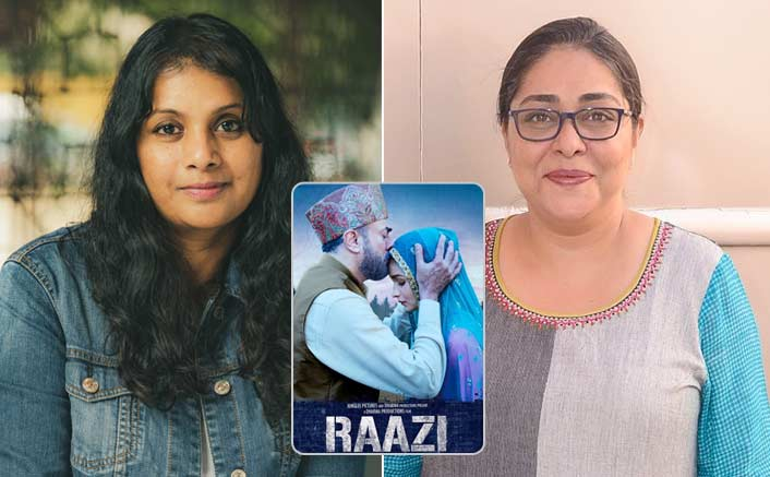 'Raazi' writer thrilled to work on Meghna Gulzar's next