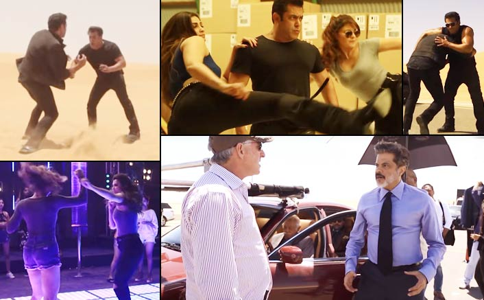 Race 3 Action Making Video: Salman Khan &Team Have Done A Commendable Job!
