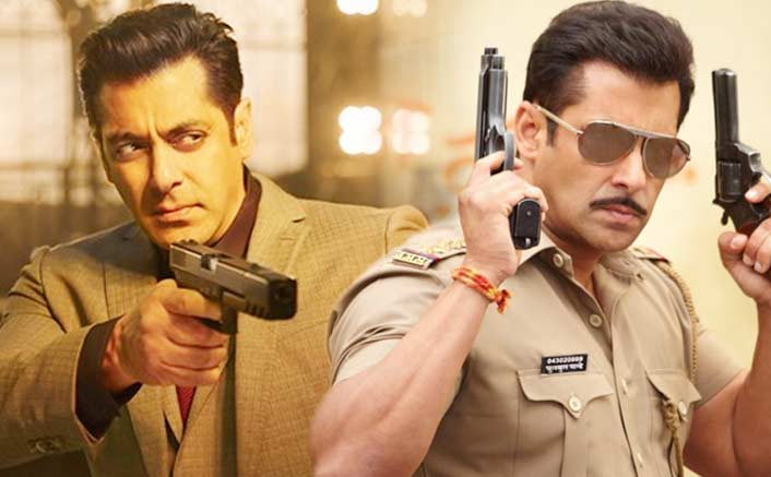 Race 3 Beats THIS Film In Salman Khan's List Of Highest Grossing Movies Of All Time