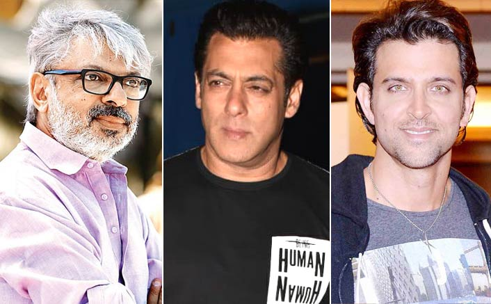 Salman Khan or Hrithik Roshan: Who Will Star In Sanjay Leela Bhansali's Next Directorial?