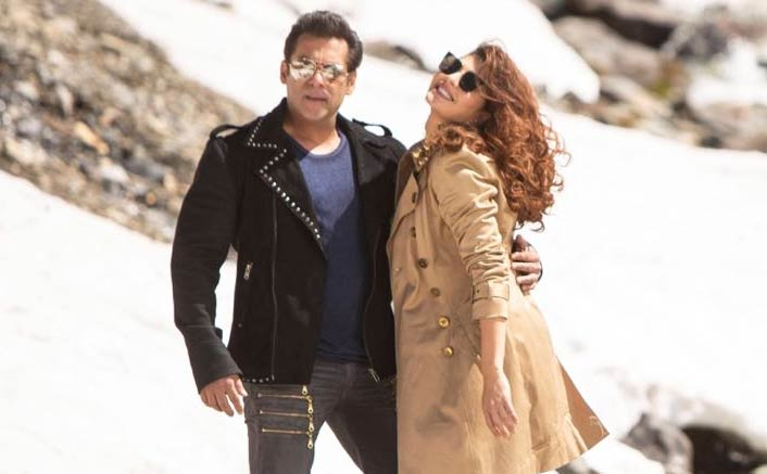 Salman thanks J&K Tourism for supporting 'Race 3' shoot
