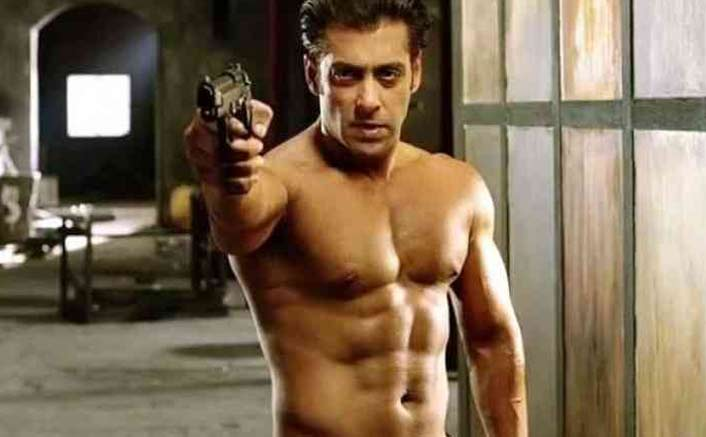 Salman Khan's 6 Mind Blowing Shirtless Moments